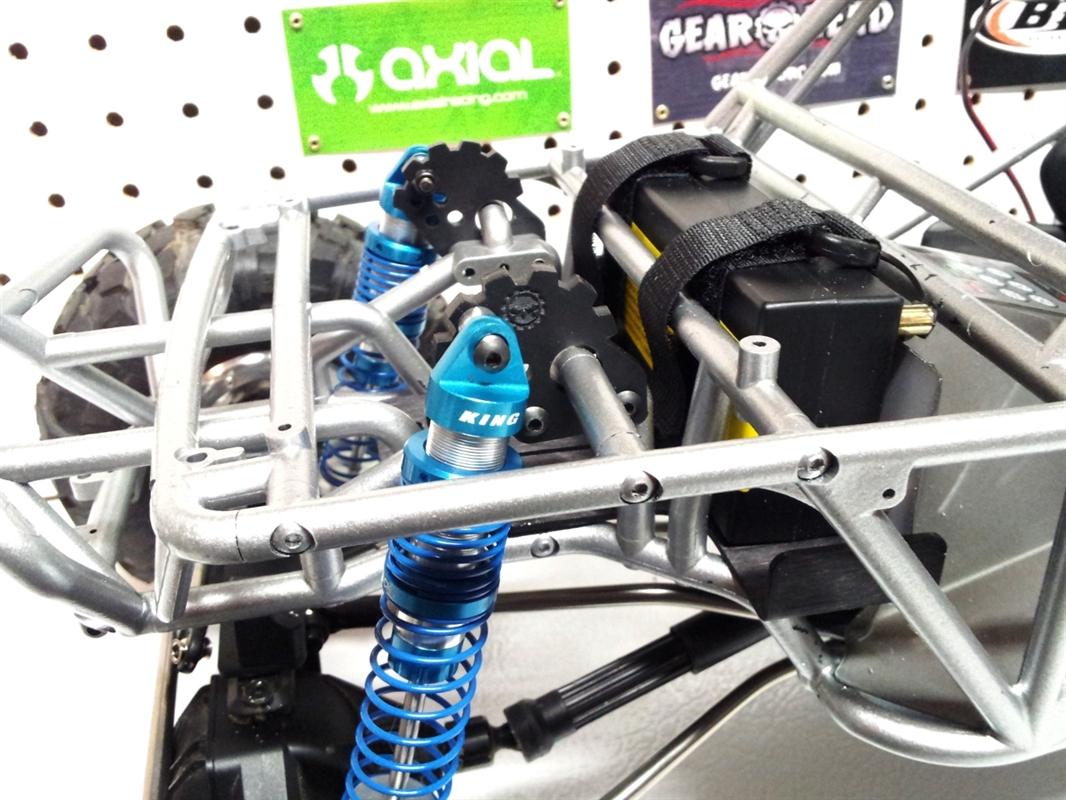 Gear Head RC Wraith Droop - Lowering Kit