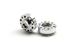 Gear Head RC 6-Lug Aluminum Hubs, Standard Thickness (2)