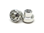 Gear Head RC 6-Lug Aluminum Hubs, Plus .500 (2)