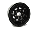"Gear Head RC 1.9"" Trail King EZ-Loc Wheels with Black Delrin Rings (4)"