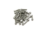 Gear Head RC 2-56 x 5/16 SS Socket Head Screws (30)