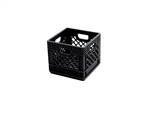 Gear Head RC 1/10 Scale Milk Crate - Black (1)