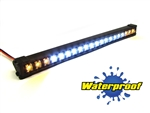 "Gear Head RC 1/10 Scale Desert Torch 6.5"" LED Light Bar - White and Yellow"