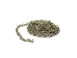 Gear Head RC 1/10 Scale Steel Chain, 24 inches long