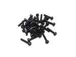 Gear Head RC M2 x 12 mm Alloy Socket Head Screws (30)