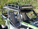 Gear Head RC White Trail Torch plus Long Roof Rack Combo