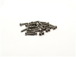 Gear Head RC M1.6 x 8 mm SS Socket Head Screws (30)
