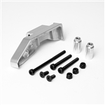 Gmade R1 Front Axle Truss Upper Link Mount (Silver)