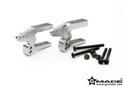 Gmade Adjustable Aluminum Link Mount (2) for R1 Axle