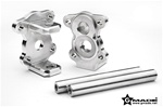 Gmade Aluminum C-Hub Carrier 7 Degree (2) for Gmade R1 Axle