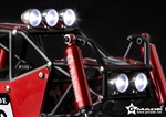 Gmade LED Lightbar with Connector (Three Lights) for Gmade R1 Rock Buggy