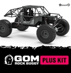 Gmade GR01+ 4WD GOM Plus Rock Crawler Buggy Kit