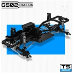 Gmade GS02 TS Chassis Kit, Ready to Assemble