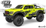 Gmade GS02 Komodo Double Cab TS 1/10 Scale Trail Crawler Kit