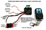 HeyOK Wireless Winch and Dual Light Controller