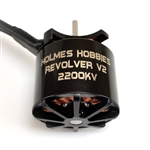 Holmes Hobbies Revolver V2 2200kV - Brushless Outrunner Rock Crawler Motor