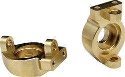 Hot Racing Brass 41g Steering Knuckle - Enduro
