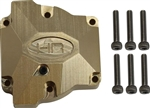 Hot Racing Heavy Brass Differential Cover for Redcat Gen 8