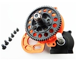Hot Racing HT 61T Steel Extended Outdrive Transmission SCX10