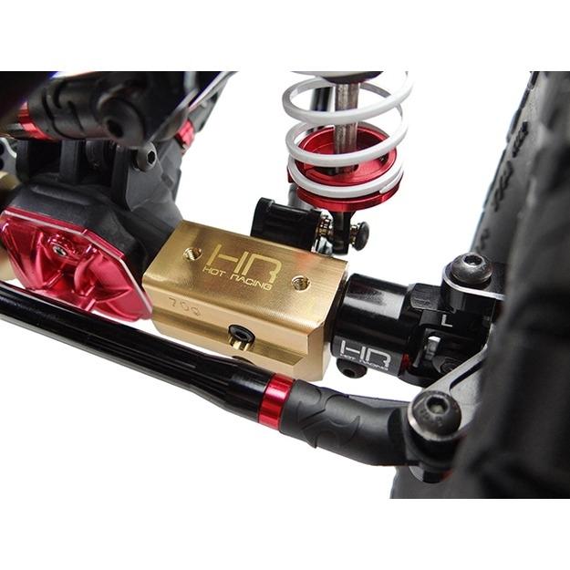 Hot Racing Hot Racing Brass Axle Weight 70g Ar44 Scx10 Ii