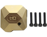 Hot Racing Heavy 48g Brass Differential Cover - SCX10 II