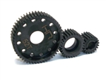 Hot Racing Axial SCX10 AX10 Wraith  hard steel center gears  set