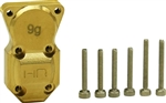 Hot Racing 9g Brass Diff Cover Axial SCX24