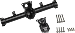 Hot Racing Aluminum Rear Axle Case Axial SCX24