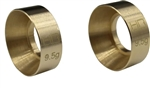 Hot Racing 9.5g Brass KMC Machete Wheel Weights Axial SCX24 (2)