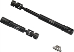 Hot Racing Steel Center Driveshafts for Long WB SCX24
