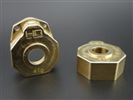 Hot Racing Brass Heavy Metal Knuckle Gear Cover TRX-4