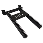 Hot Racing Aluminum Rear Body Mount TRX-4