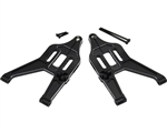 Hot Racing Black Aluminum Front Lower Arms Traxxas Unlimited Desert Racer UDR