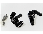 Hot Racing Twin Hammers Aluminum Steering Knuckles