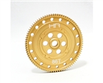 Hot Racing Ascender / Twin Hammers Hard Aluminum 86t Spur Gear
