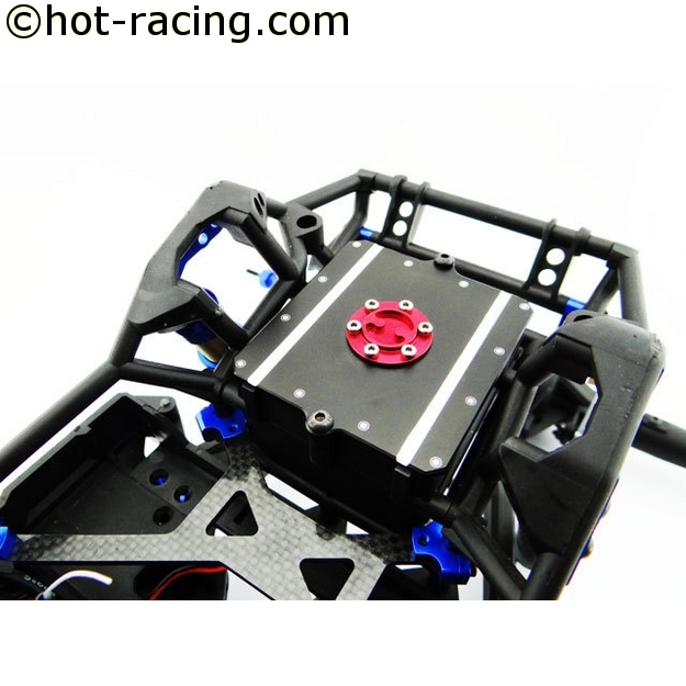 Hot Racing Fuel Cell Replica Receiver Box Lid Yeti