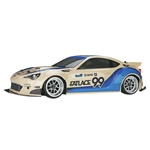 HPI Racing RS4 Sport 3 Drift RTR w/Subaru BRZ Body