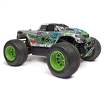 HPI Racing Savage XS Flux V Gittin Jr 4WD RTR 14.17""
