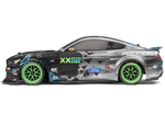 HPI Racing RS4 Sport 3 Drift Vaughn Gitten Jr, Ford Mustang 4WD RTR Touring Car