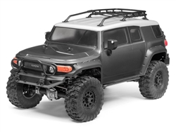 HPI Racing Toyota FJ Cruiser Clear Body
