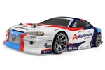 HPI Racing RS4 Sport 3 Drift RTR with James Deane Nissan S15 Body