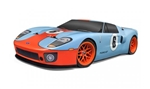 HPI Racing RS4 Sport 3 Flux RTR Ford GT LM Heritage Edition