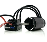 Hobbywing EzRun MAX6 Waterproof ESC with 1100kV Motor - Brushless Combo
