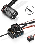 Hobbywing XeRun AXE 540L R2 FOC System Combo with 2100kV Motor
