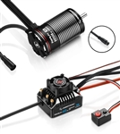 Hobbywing XeRun AXE 550 R2 FOC System Combo with 3300kV Motor
