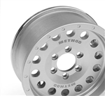 "Incision Method Single 1.9"" MR307 Clear Anodized Wheel (1)"