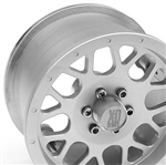 "Incision Single KMC 2.2"" XD820 Grenade Clear Anodized Wheel (1)"