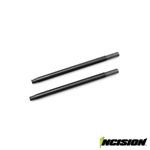 Incision 90mm Black Diamond Shock Shaft Set