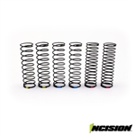 Incision Scale Shock Spring Set (80mm Shocks)
