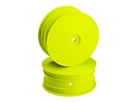 JConcepts Mono B44.1 front wheel Yellow (4)